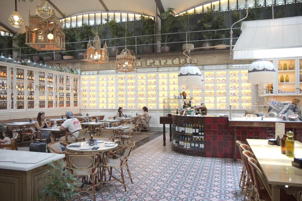 El Nacional. Restaurant